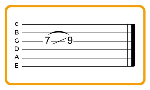 legato slide tab