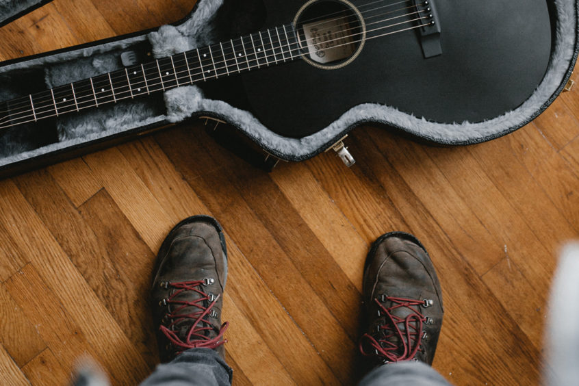 staying motivated to play guitar