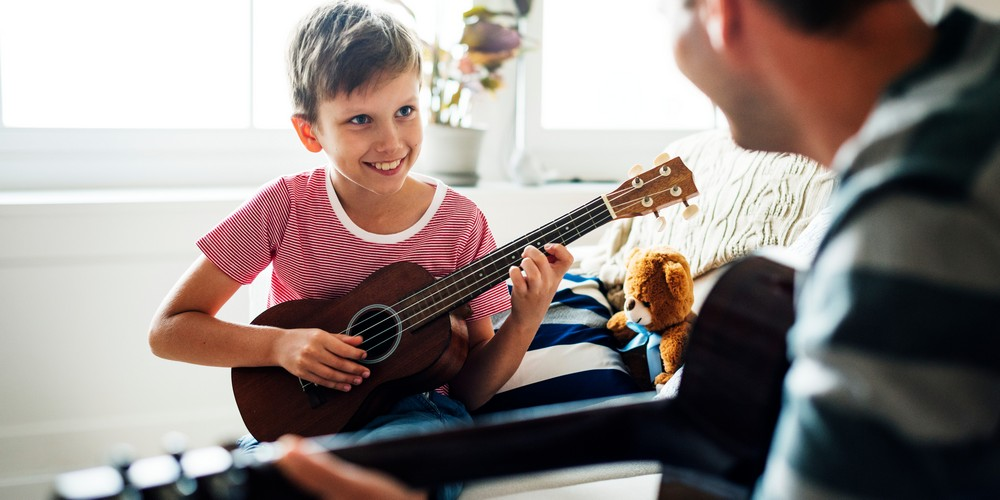 Guitar Lessons For Kids Near Me