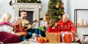 Guitar Classes for The Holidays