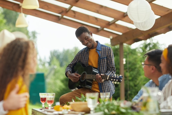 Life Skills Enhanced Through Playing Music
