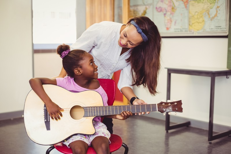 The Best Age to Start Guitar Lessons