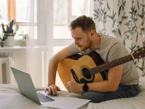Why Take Guitar Lessons As An Adult