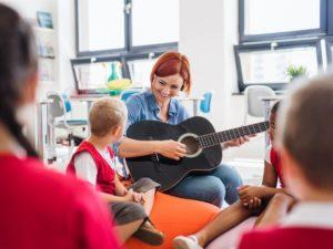 Are Guitar Classes For Any Experience Level