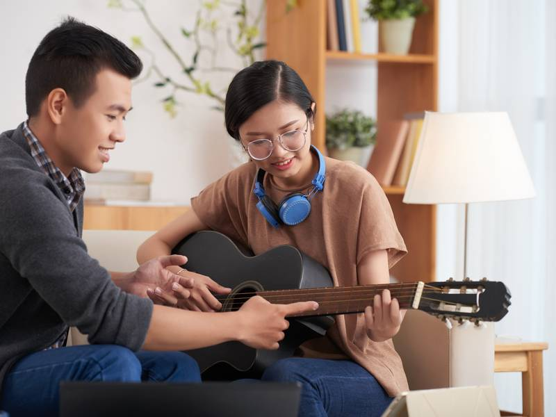 What Are Guitar Lessons For Beginners Like