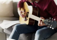 Adult Guitar Lessons: It's Not Too Late!